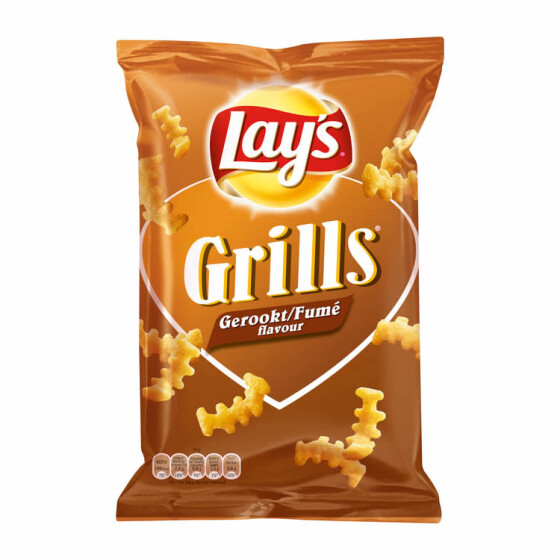 Lays Grills Chips 125g
