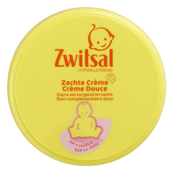 Zwitsal Soft Creme 200ml