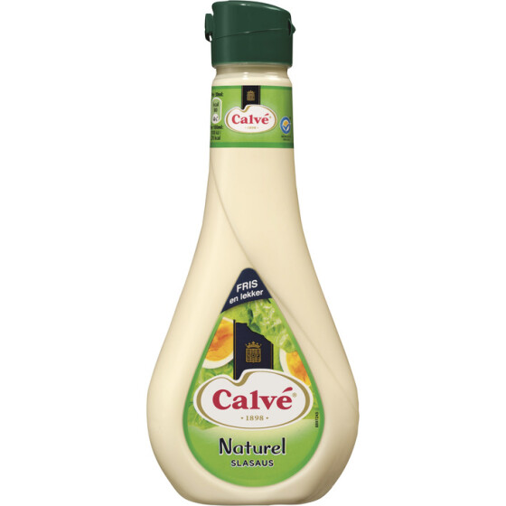 Calve Slasaus Naturel 450ml